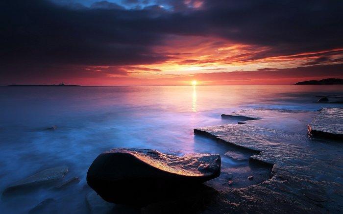 sea-water-sunset-ocean-amazing-wallpaper-beach-background